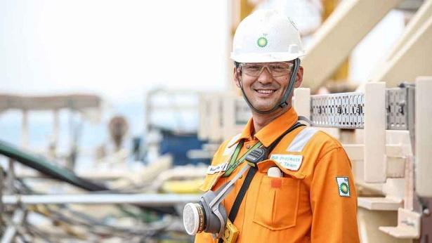 Jobs at British Petroleum (BP PLC)