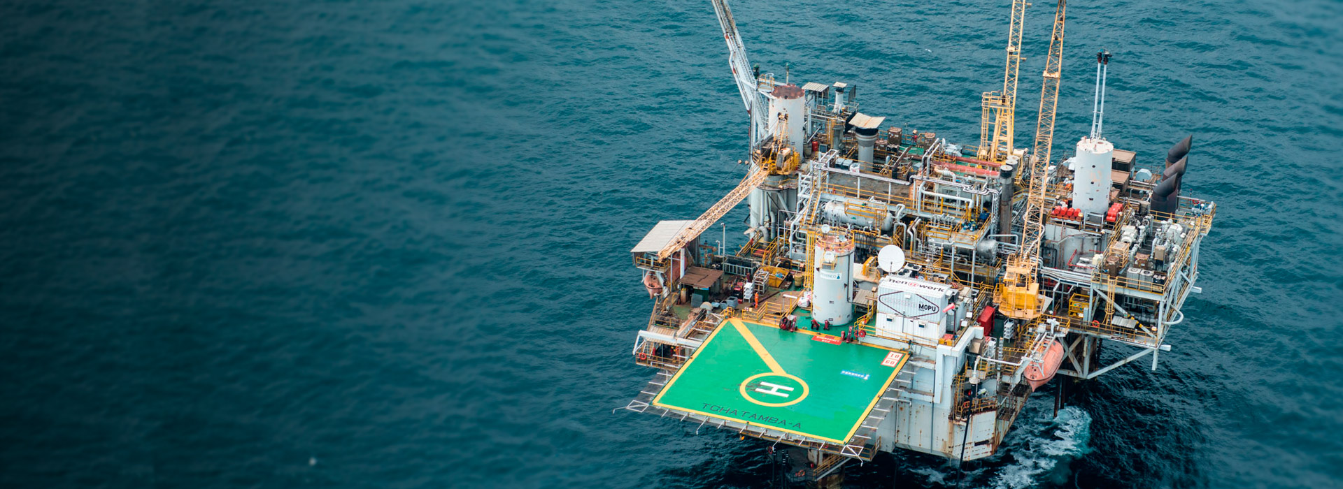 New Offshore Jobs at Perenco