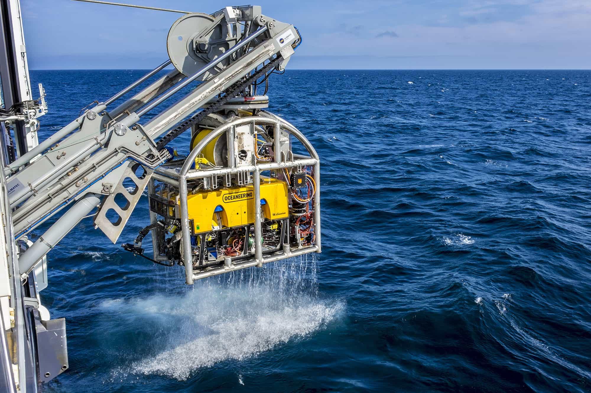 New Jobs at Oceaneering International Inc.