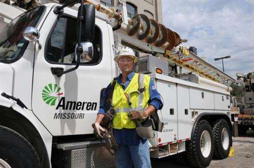 New Offshore Jobs at Ameren