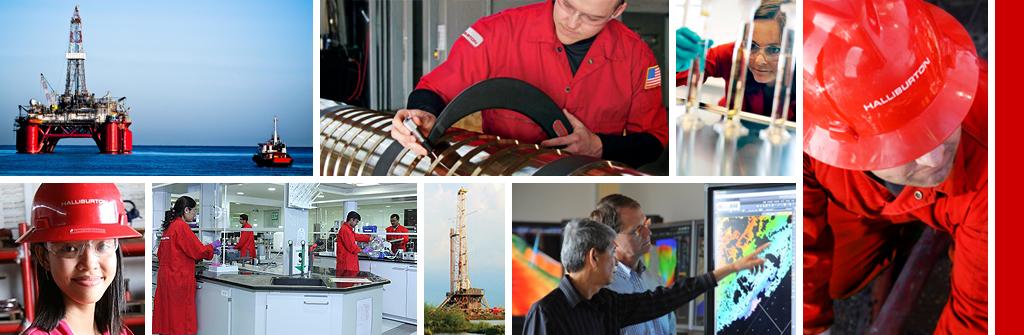 New Offshore Jobs at Halliburton Company
