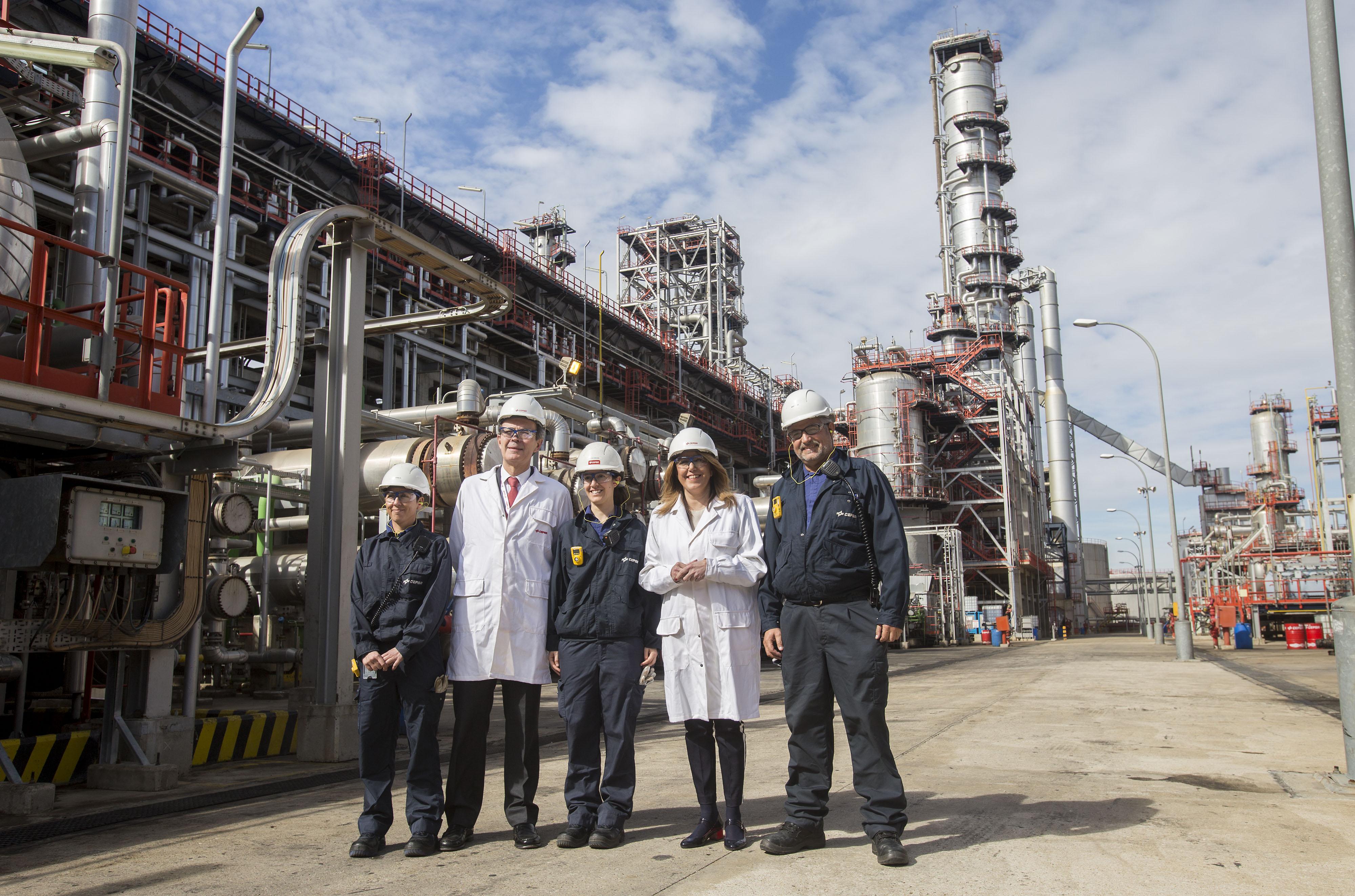 Offshore Jobs at CEPSA