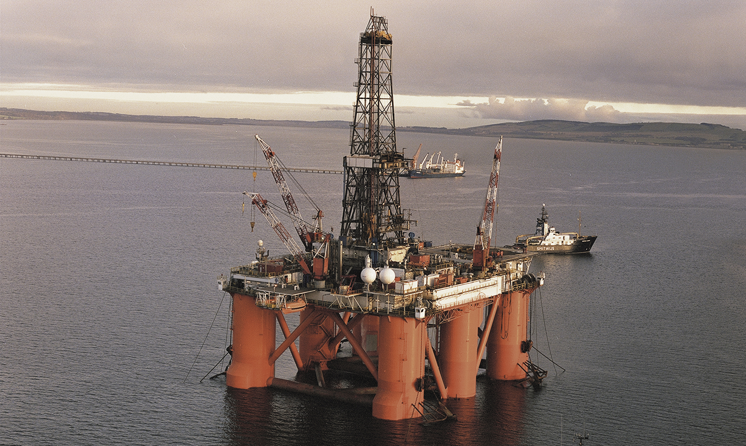 Offshore Jobs at Ensco plc