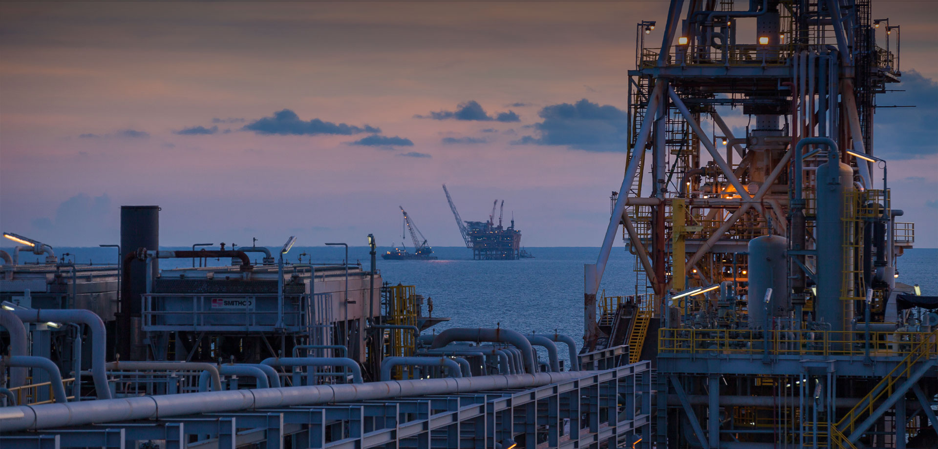 Offshore Jobs at Perenco