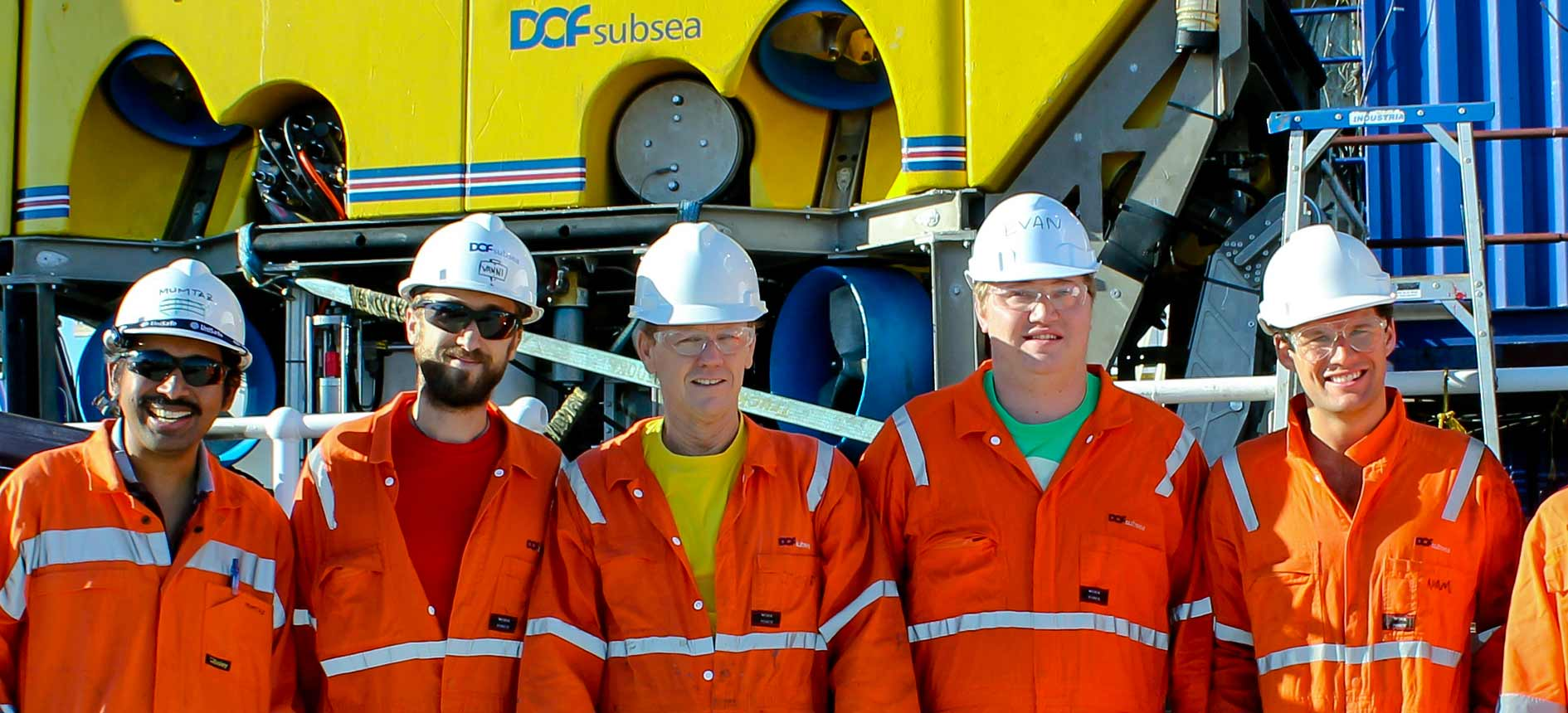 New Offshore Jobs at DOF Subsea