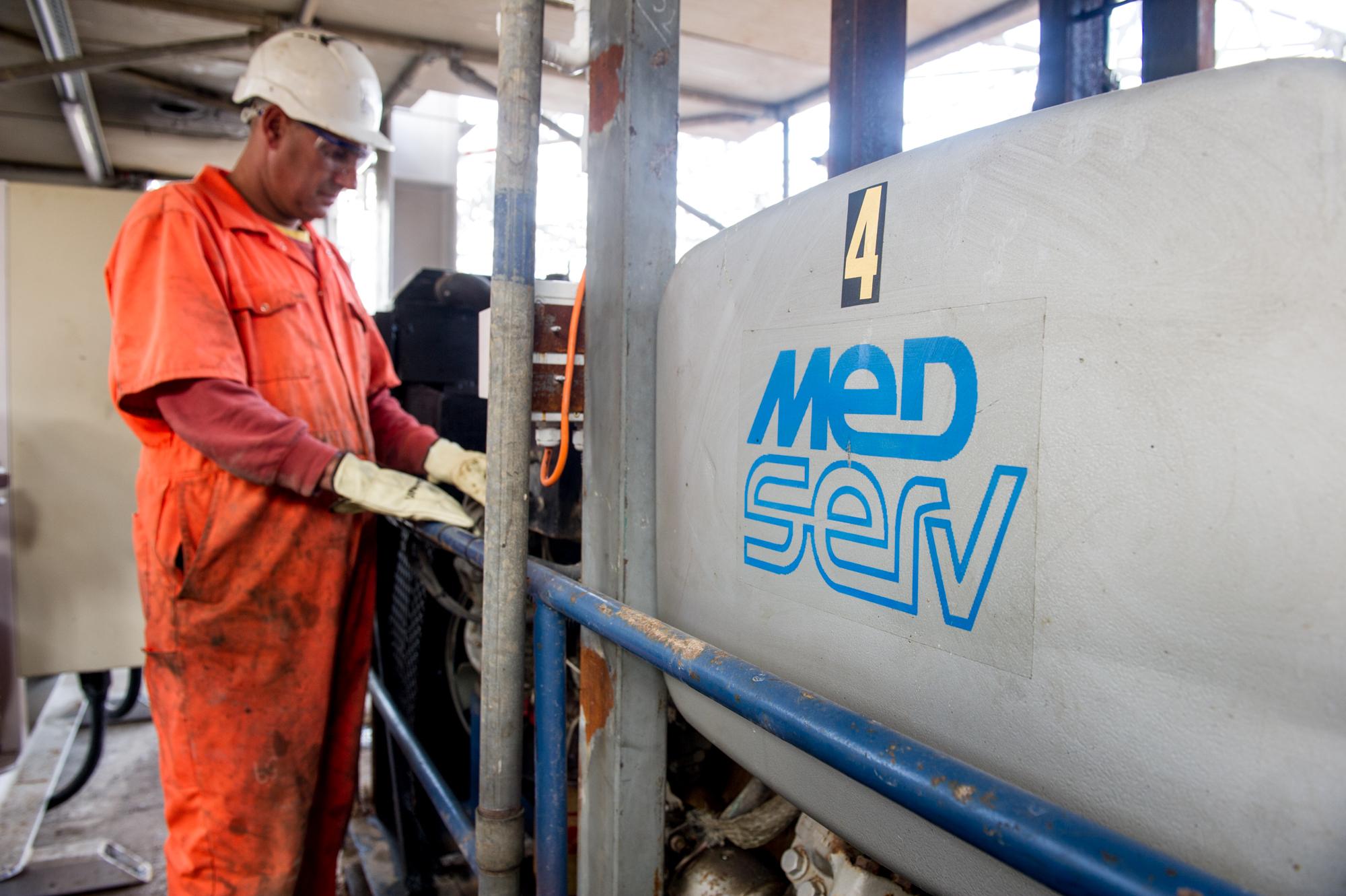 New Offshore Jobs at Medserv Energy